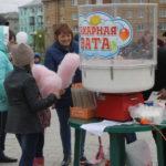 """Сладкая вата пользовалась большой популярностью. Фото: Мария Чекарова,""""Глобус""""."""