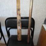 Мужчину избивали металлической трубкой и палкой. Фото: полиция Серова.