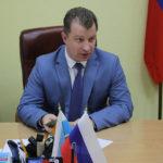 """Василий Сизиков считается ставленником областной власти. Фото: Мари Чекарова, """"Глобус""""."""