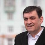 """Руководитель """"ЕК-строй"""" Гагик Шахбазян. Фото: архив """"Глобуса""""."""