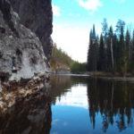 Скалы – это особая красота Каквы. Фото предоставлено Марией Демчук.