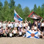 На Киселевском водохранилище соревновались ветераны боевых действий из Серова и Волчанска. Все фото предоставлены Оксаной Калугиной.