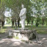 """Памятник планируют отремонтировать в следующем году. Фото: Константин Бобылев, """"Глобус""""."""