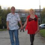 Екатерина вместе с мужем Вячеславом тоже решили помочь жителям Североуральска. Фото: личная страница Екатерины в «Одноклассниках»