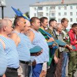 """Сбор был объявлен возле собора Преображения Господня. Фото: Константин Бобылев, """"Глобус""""."""