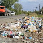 """С появлением регионального оператора жителей частного сектора обяжут заключать договоры на вывоз мусора. Руководитель """"Серовавтодора"""" считает, что благодаря этому несанкционированных свалок станет меньше. Фото: архив """"Глобуса"""""""