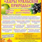 Афиша предоставлена пресс-секретарем главы Серовского городского округа Верой Теляшовой