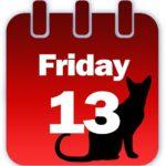 """Читатель написал в """"Глобус"""" письмо, в котором рассказал, как живучи заблуждения... Иллюстрация: https://pixabay.com/ru/пятница-календарь-кошка-несчастье-820962/"""