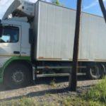 Судебные приставы арестовали дорогостоящий грузовой автомобиль за долг, превышающий 1 миллион рублей. Фото: пресс-служба УФССП по Свердловской области.