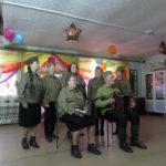 Вокальная группа «Рябинушка» занимается в марсятском клубе. Фото: страница Ирины Рак в социальной сети «Одноклассники».